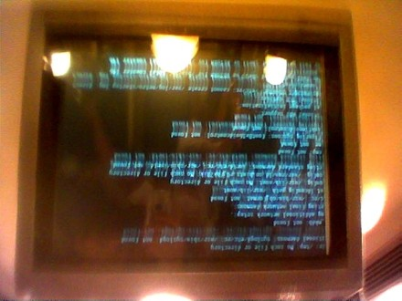 Linux на дисплеях в вагонах киевского метро